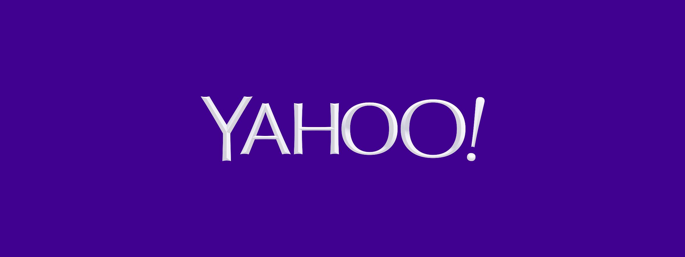 Yahoo 2400x900